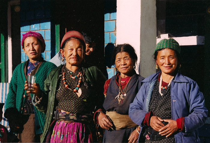 women's group in nepal