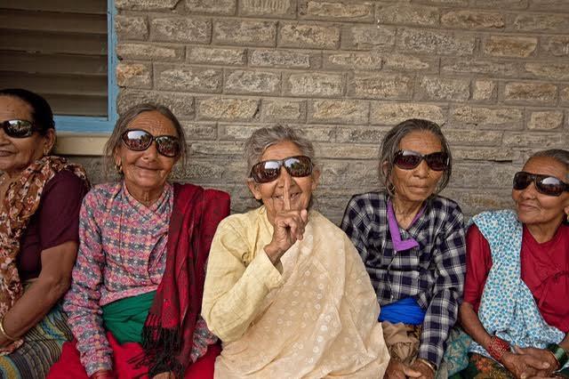 Nepal medical camp