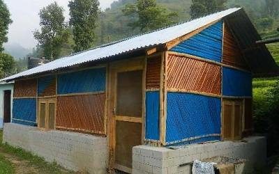 Your Donations Provide Shelter in Nepal