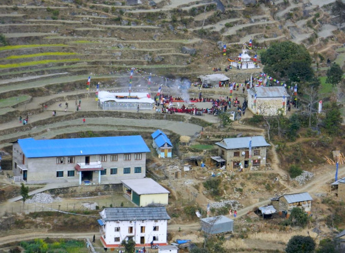 DCWC hospital Nepal
