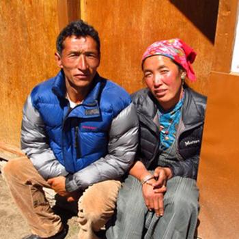 Chhowang Thiley Tamang