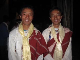 Lama Pema Tamang & Lama Kanchha Tamang