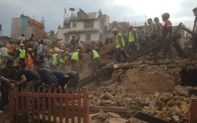 Nepal Earthquake and an Update On the One World One Heart Foundation Medical Team Currently in Nepal
