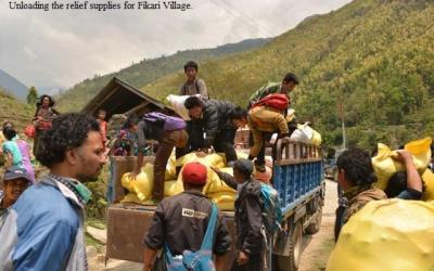 Nepal Earthquake Relief Through Self Sufficiency | Your Donations At Work
