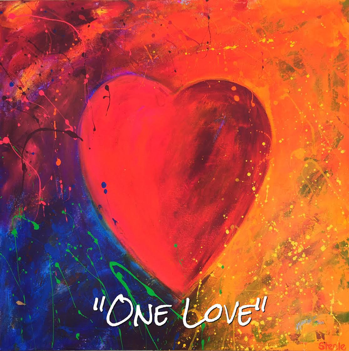 one love matching funds program logo